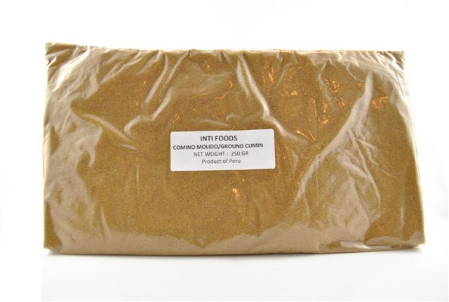 COMINO MOLIDO ENV. PLAS./GROUND CUMIN 250 GR